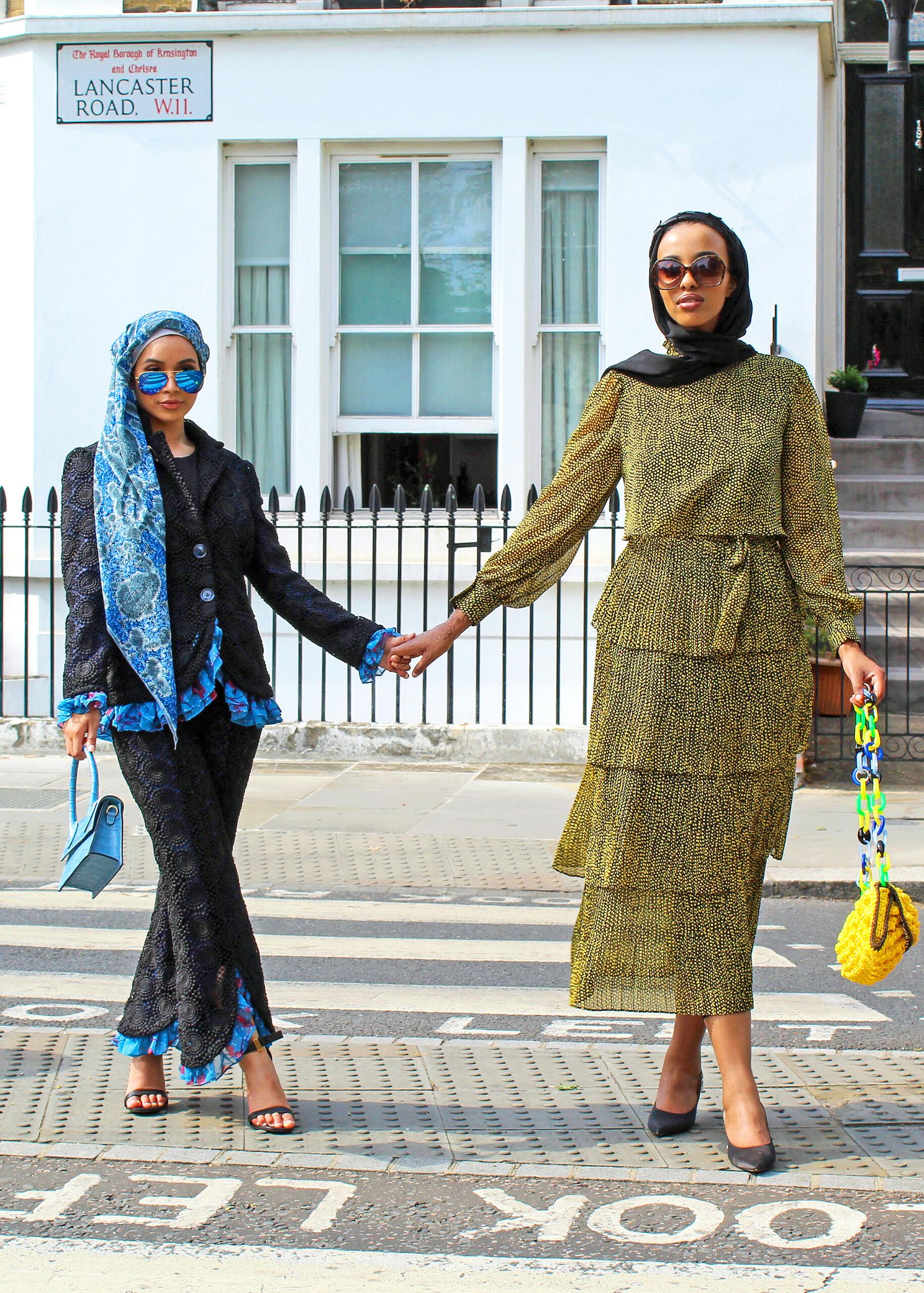 Ayan and Amina