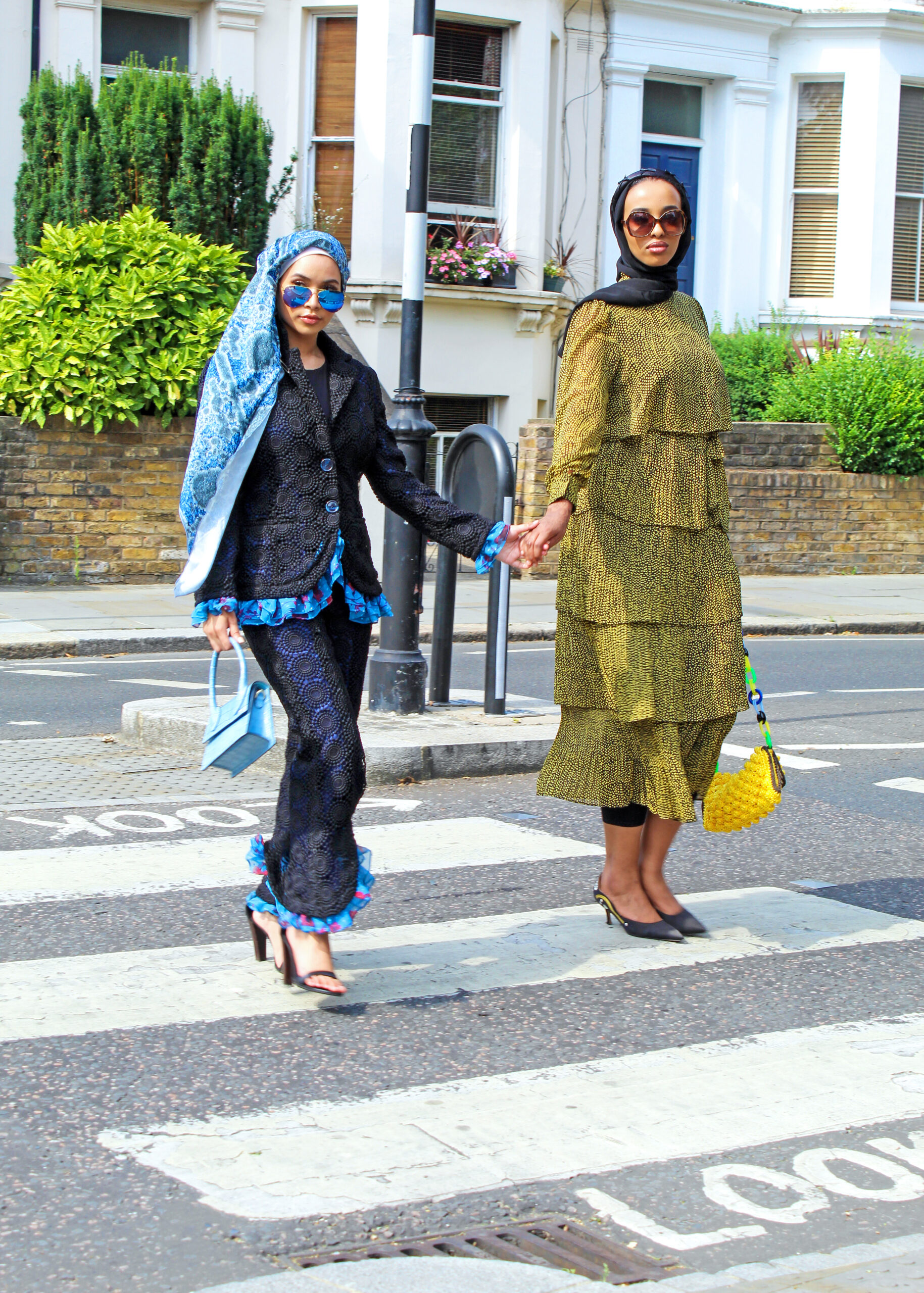 Ayan and Amina 2